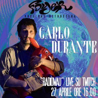 Quarta puntata - ospite: Carlo Durante