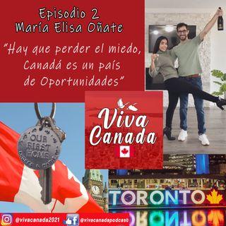 Hay que perder el miedo, Canadá es la tierra de las oportunidades!