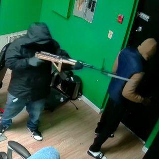 Randy Warren - Smoke Shop Robbery