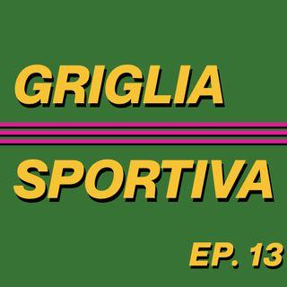 EP. 13 - Strade Sterrate al Giro e Terra Rossa a Roma