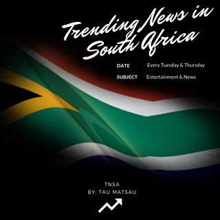 Episode #1: Comic Con Africa, Quintuplets & Springboks win