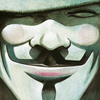 Tomos y Grapas, Cómics - Vol.5 Capítulo #30 - V de Vendetta