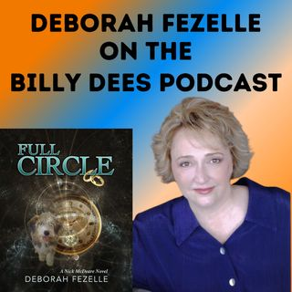 "HumorOutcasts Interview with Deborah Fezelle Author of ""Full Circle"""