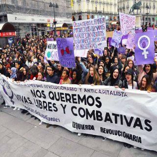 Alistan marcha feminista para el lunes 25 de noviembre