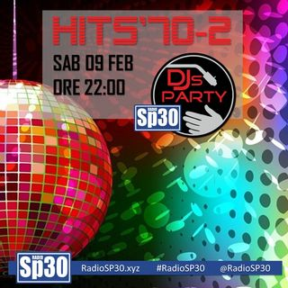 #djsparty - HITs'70-2 version - Mixed By Dj Cri