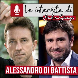 Intervista ad Alessandro Di Battista