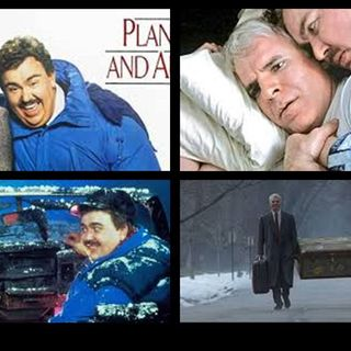 Planes, Trains & Automobiles:  Happy Thanksgiving!