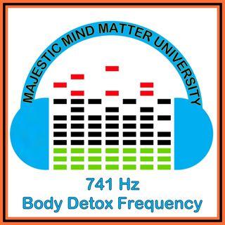741 Hz - Body Detox Frequency