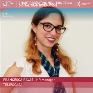 Francesca Ravasi, HR Manager | Tempocasa