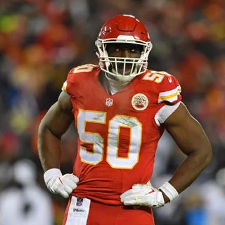 The Richard Smith Show Justin Houston On Chop Block?
