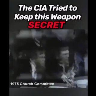 #194 - CIA Testimony on Handheld Biological Weaponry