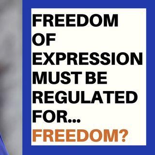 ANGELA MERKEL PROMOTES FREEDOM THROUGH CENSORSHIP