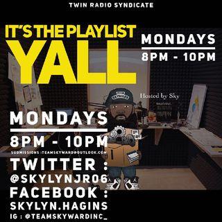 Episode 37 - The Playlist Radio Show