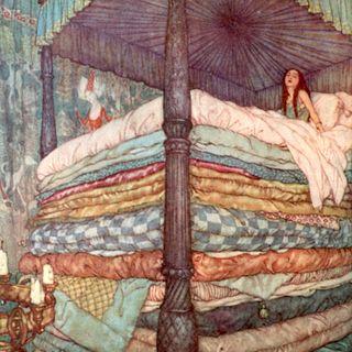 H. C. Andersen: La principessa sul pisello