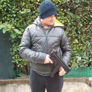 #bg U.S.A. e armi