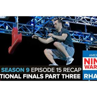 American Ninja Warrior 2017 | National Finals Part Three
