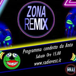 ZonaRemix 27 marzo RadioOvest