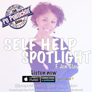 Self Help Spotlight - Jen Slay | @JenSlayvision