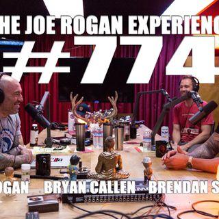 #774 - Brendan Schaub & Bryan Callen