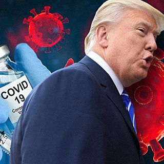 Both the President and investors are betting everything on a fast-tracked coronavirus vaccine