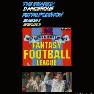 SKINNER AND BADDIEL'S FANTASY FOOTBALL LEAGUE EP 3 S2