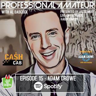EP 15: Cash Cab's Adam Growe