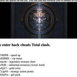 Total clash hack