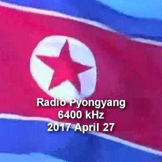 DX 22 Emisoras Clandestinas en frecuencia de Corea del Norte