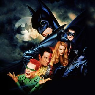 Re-Visiting 'Batman Forever'