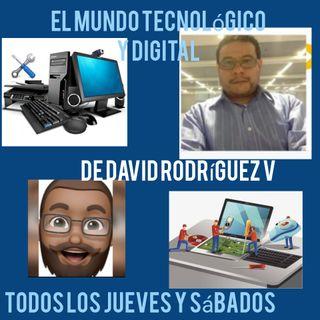 El mundo Tecnológico y Digital de David. 29 05