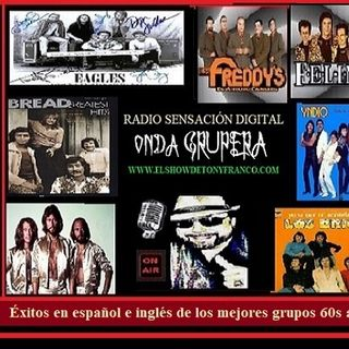 ONDA GRUPERA the best romantic groups