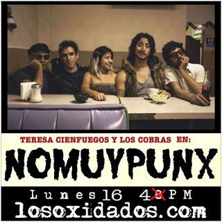 NoMuyPunx con los Teresa Cienfuegos y las Cobras