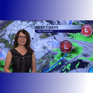 Your Atlantic Regional Afternoon Forecast with Cindy Day for October 21, 2020
