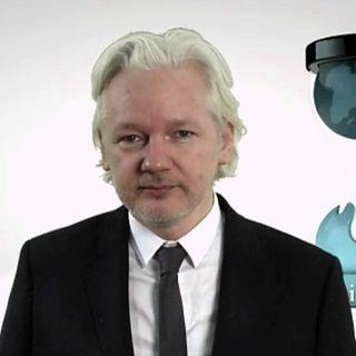 Julian Assange Arrested! Listen Now!