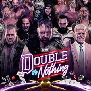 TV Party Tonight: AEW Double or Nothing (2020)