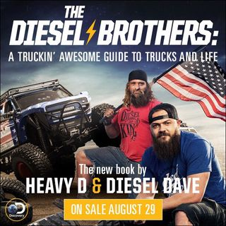 Heavy D and Diesel Dave From The Diesel Brothers