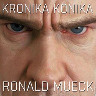 Czy będę mógł zasnąć jak zobaczę rzeźby Rona Muecka?