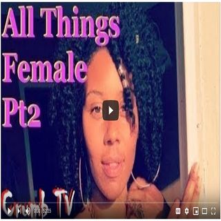 All Things #Female - Crumb TV Audio with @CrumbTV1 from #CrumbTV (#GetSNATCHED)