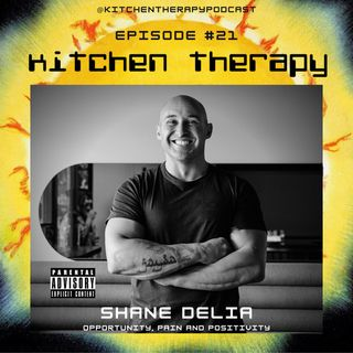 Kitchen Therapy: The Shane Delia Files
