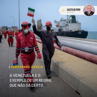 A Venezuela e o exemplo de um regime que não dá certo