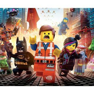 The LEGO Movie, Monuments Men, Vampire Academy