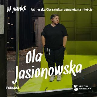 3 - W punkt. Ola Jasionowska