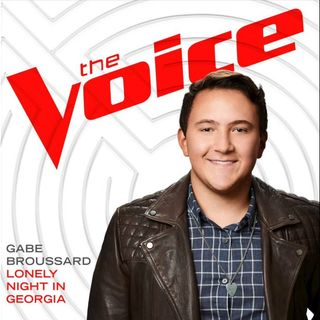 Gabe Broussard From NBCs The Voice