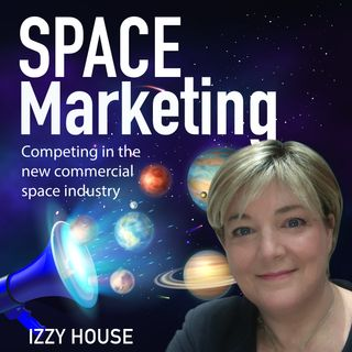 Do you dream about going to the Moon, Mars and Beyond?  Tune in on our Talk with Space Expert and Marketer Izzy House