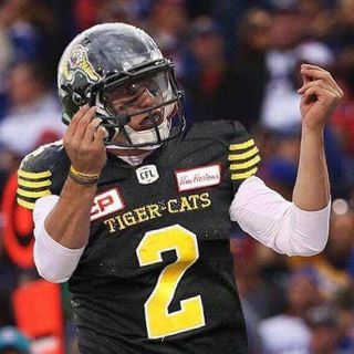 Live-N-Five Episode #20 Johnny Football joins CFL