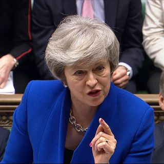 Wednesday 16th January – Government No Confidence Vote Part 1