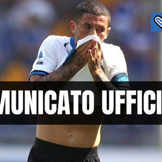 Inter, comunicato UFFICIALE sulle condizioni di Sensi e Bastoni