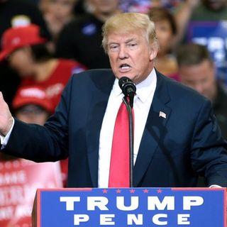 Ep.242  Farewell President Donald J Trump {20min Podcast}