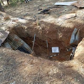 Ocho cuerpos hallados en fosa de Celaya
