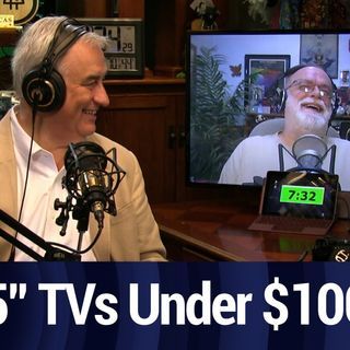 "The Best 65"" TV Under $1000 